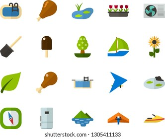 Hanging Green Plant Isolated Stock Vectors Images Vector