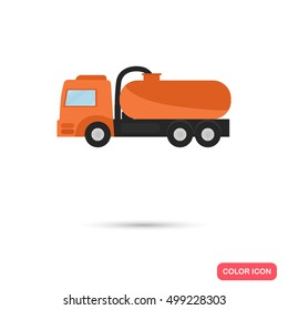 Private Septic System When To Pump - Vacuum Truck - Free Transparent PNG  Clipart Images Download