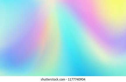 Color gradation abstract gradient background. Vector pastel colorful soft color blend with blur pattern on bright background