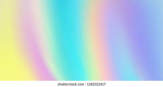 Color gradation abstract gradient background. Vector pastel colorful soft blur pattern bright background