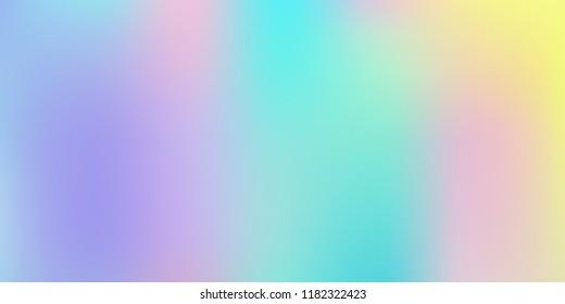 Pastel Summer Neon Gradient: Gradation Images, Stock Photos & Vectors