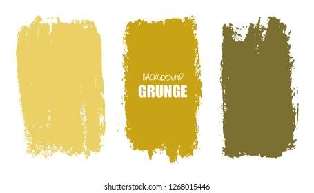 Color grunge frames.Grunge backgrounds for design.