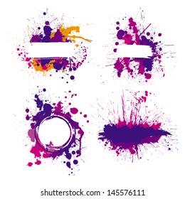 color index blot