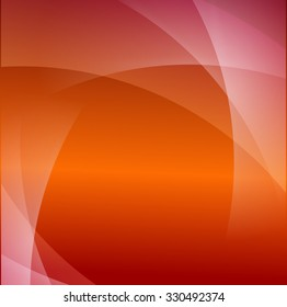 Color on an abstract illustration of a modern design for your business