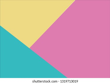 Color Palette Guide Isolated on color Background. Sample Colors catalog. walpapers - Vector
