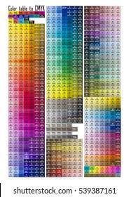 Vectores, imágenes y arte vectorial de stock sobre Color