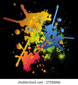 Color splashes. Check my portfolio for others.