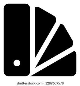Color Swatch Vector Icon