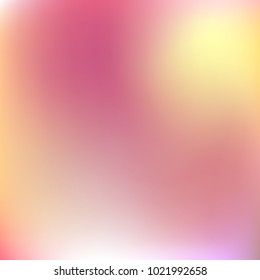 Color transition background. Grunge color gradient background for banner or poster. Colorful mesh background. Vector color transition texture.