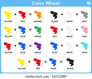 Secondary Colors Images Stock Photos Vectors Shutterstock