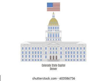 Colorado State Capitol Building, Denver, United States of America