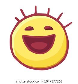 Smirking Emoji Images Stock Photos Vectors Shutterstock