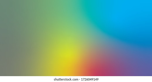 Colored gradient background for smartphone. Eps 10