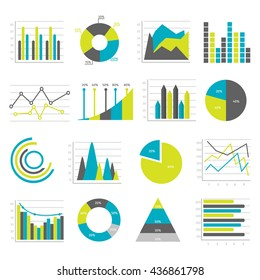 types of graphs and charts