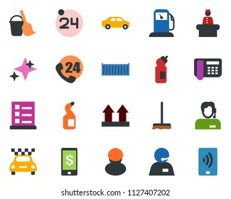 Customer Service Gas Station Stock Vectors, Images & Vector Art