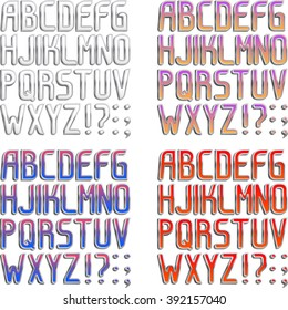 Similar Images, Stock Photos & Vectors of Graphic Font for