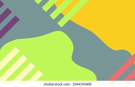 colorful abstract aesthetic background and texture - Royalty Free vector illustration
