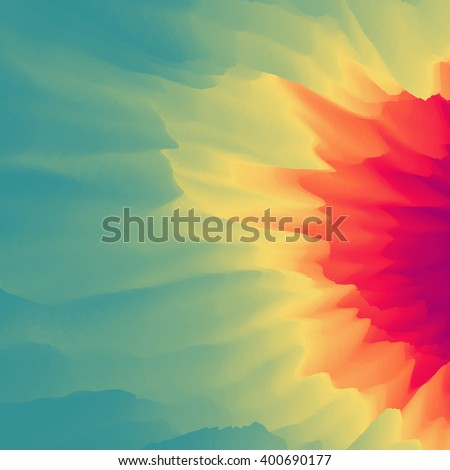 Colorful Abstract Background Design Template Modern Stock Vector