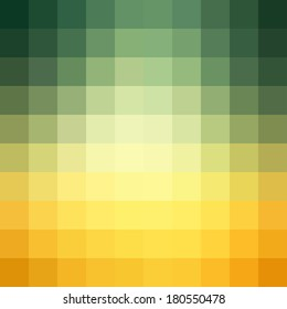 Colorful abstract geometric background with a mosaic effect