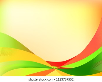 Colorful abstract vector background, space for text. Concept for web design, banner, poster, print. Eps 10.