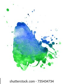 Blue Green Ombre Images Stock Photos Amp Vectors Shutterstock