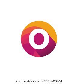 Colorful Alphabet Logo Inspirations Template