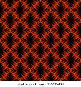 colorful amber and black regular geometric pattern