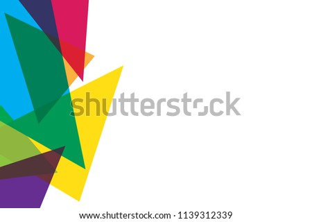 colorful background asian games 2018 のベクター画像素材