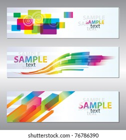 Colorful background for design