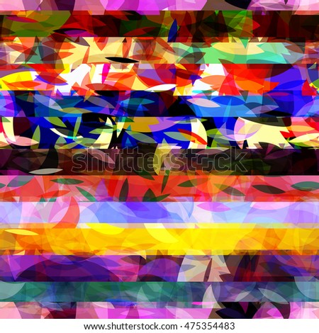 Colorful Background Fabric Book Covers Wrapping Stock Vector ...