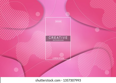 Colorful background. Liquid composition. designs for posters, leaflets, vector illustrations