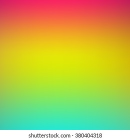 Colorful background. Vector watercolor backdrop with rainbow texture for any modern graphic design illustration. Red. green, yellow, orange, blue colors