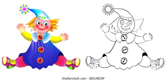 Alice Wonderland Classic Characters Vector de stock (libre de ...