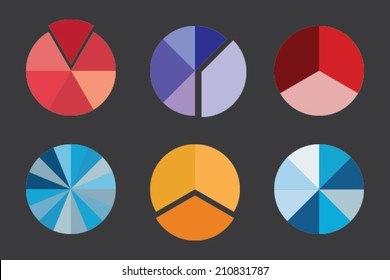 A Colorful Business Pie Chart for Your Documents, Reports and Presentations