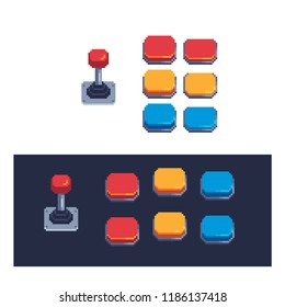 Joystick Button Images, Stock Photos & Vectors | Shutterstock