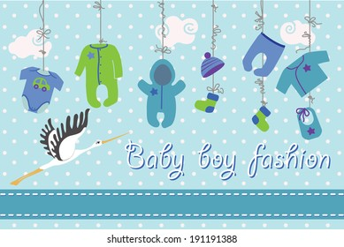 Cartoon Hanging Clothes Images Stock Photos Amp Vectors