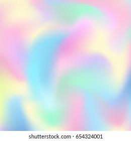 Colorful decorative modern pastel gradient vector backdrop background