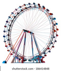 Colorful Double Carousel Vector 26
