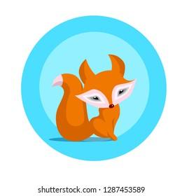 colorful, fire fox, sly, cute, bright, forestry, predatory, bushy tail