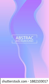 Colorful geometric background. abstract elements with fluid gradient. Dynamic shapes composition. Eps10 vector