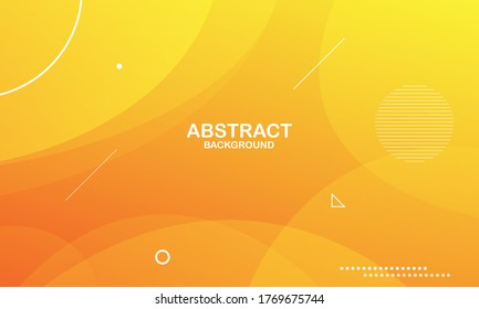 Colorful geometric background. Liquid color background design. Fluid shapes composition. Eps10 vector - Shutterstock ID 1769675744