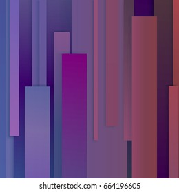 Colorful geometric texture. Vector background