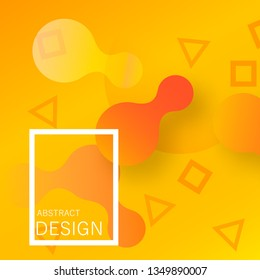 Colorful geometric wallpaper background. Dynamic shapes composition. Designs for posters, leaflets.