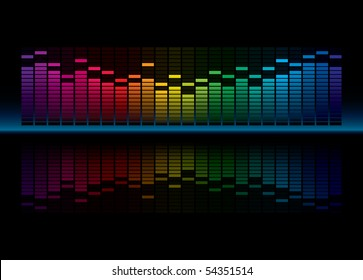 Graphic Equalizer Images, Stock Photos & Vectors | Shutterstock