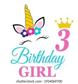 colorful happy birthday vector illustration