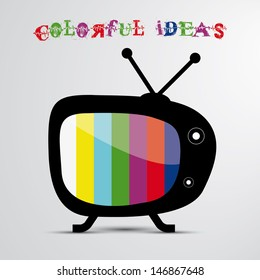 Colorful idea
