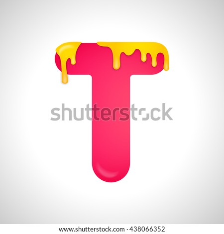 colorful letter t logo design template stylish vector icon