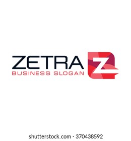 Colorful Letter Z Logo
