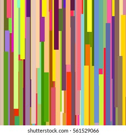 Colorful lines background. Abstract geometric vector illustration.