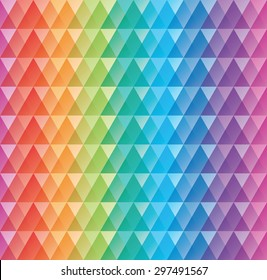Colorful seamless background. Vector EPS10 tileable pattern.